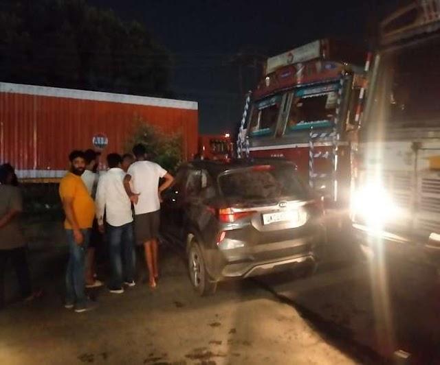 उत्तराखंड समाचार: ट्रक की टक्कर से भाजपा कार्यकर्ता की हुई मौत, पढ़े रपट ।