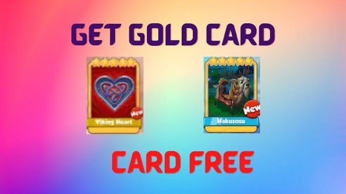 Get Coin Master Gold Cards Free - New Viral Working Trick