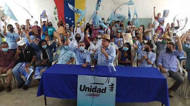FLORIDO ESTAMOS ALINEADOS Y CRECIENDO PARA DERROTAR A QUIENES HAN HECHO SUFRIR A TORRES Y LARA