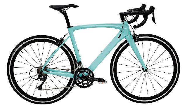 HeartsBio Carbon Model H Road Bike