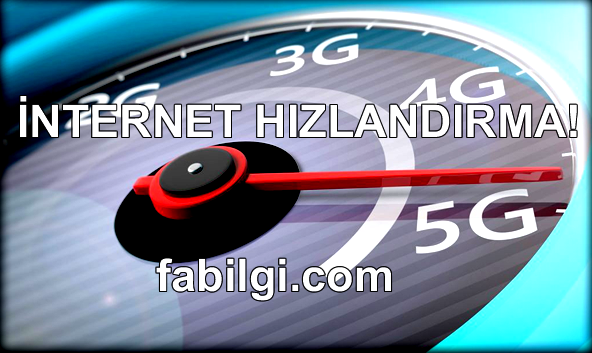 İnternet Download Hızını Artırma Hızlı Dosya İndirme Yöntemi Yeni