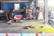 Bhabinkamtibmas Polsek Segeri Kembali Sampaikan Himbauan Prokes ke Warga
