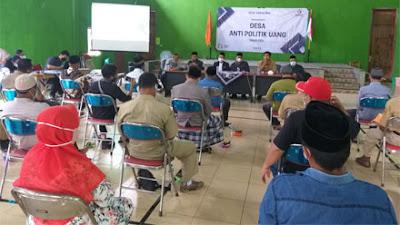 Desa Dawung di Magelang Deklarasikan Anti Politik Uang