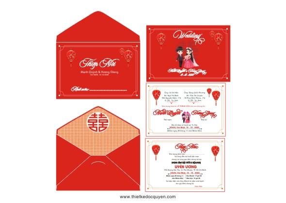 File thiệp cưới