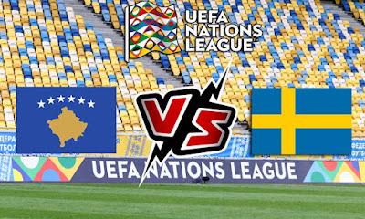 السويد و كوسوفو بث مباشر