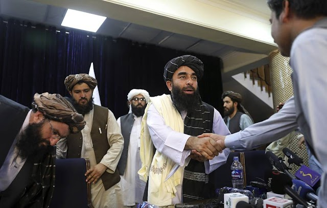 The European Union recognized Taliban victory in Afghanistan
