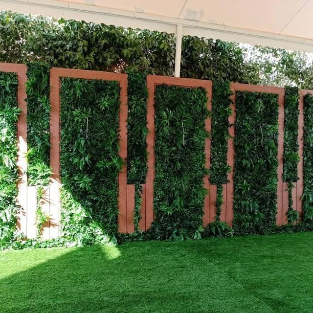 شركة تنسيق حدائق الفلل بطرابلس - ليبيا