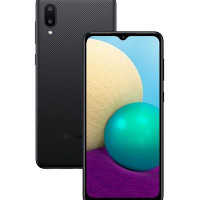 Screenshot Samsung Galaxy A02
