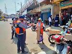 Dinas Perhubungan Aceh Timur Lakukan Penertiban Parkir