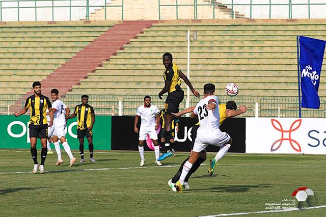 المقاولون العرب يستهل مشواره في الدوري بفوز ثمين على إيسترن كومباني