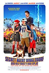 Secret Agent Dingledorf and His Trusty Dog Splat 2021 Full Movie Download