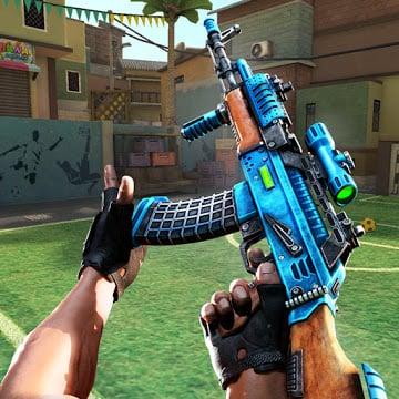 MaskGun Multiplayer FPS v2.826 MOD APK (Mega Mod)