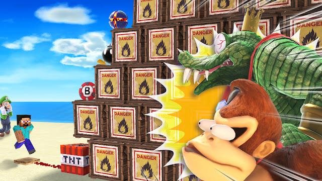 Super Smash Bros. Ultimate Blast Box