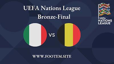 Italy vs Belgium