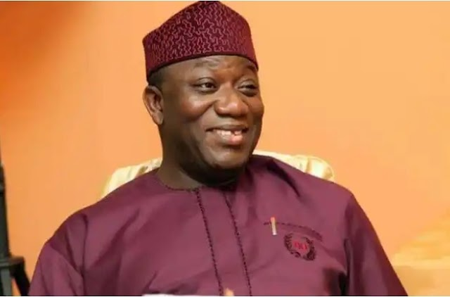 Corps members can be recruited to fight insecurity, those not willing to join the military services can serve in their community without pay - Governor Fayemi