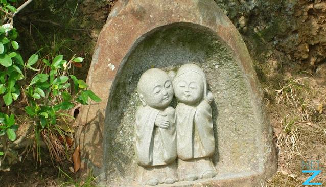 Dosojin Statue