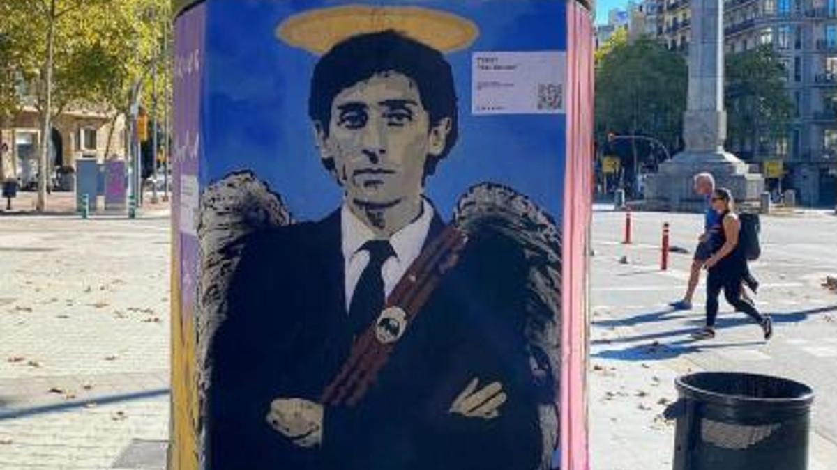 murale franco battiato