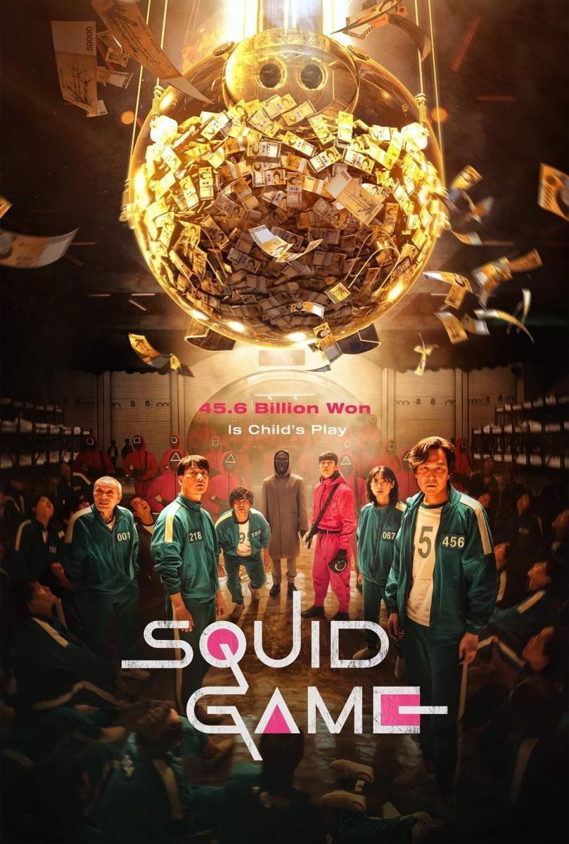 Download Squid Game Season 1 in Hindi Dual Audio BluRay 720p [450MB]
