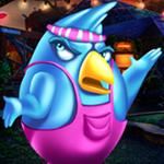 PG Fantasy Blue Bird Escape