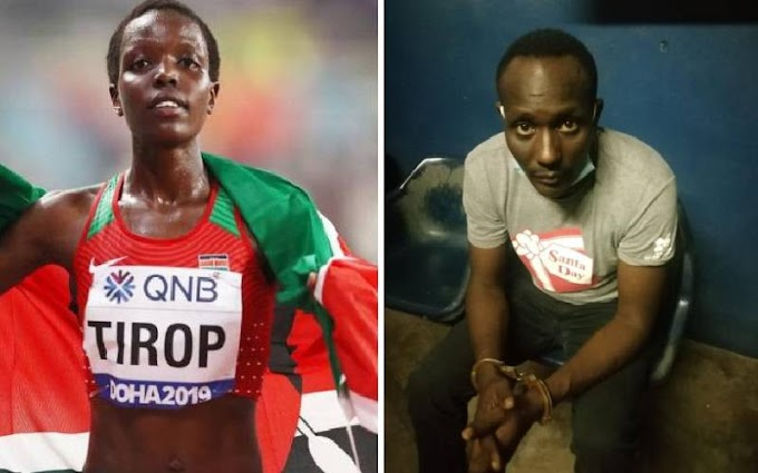 Kenyan Olympic runner Agnes Tirop's husband arrested over her murder