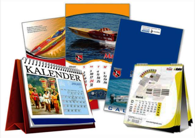 Info Jasa Cetak Sablon Kalender Tanjung Pinang, Kepulauan Riau