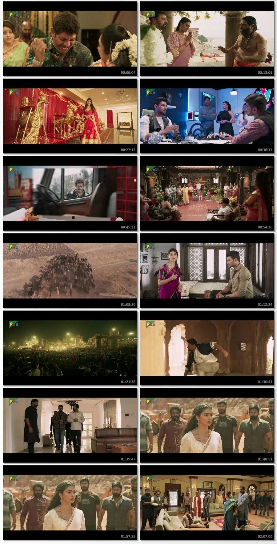 Saakshyam Telugu Movie FULL HD dailymotion