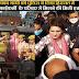 प्रियंका गांधी को पुलिस ने लिया हिरासत में,मर्तक सफाईकर्मी  के परिवार से मिलने की मिली इजाजत