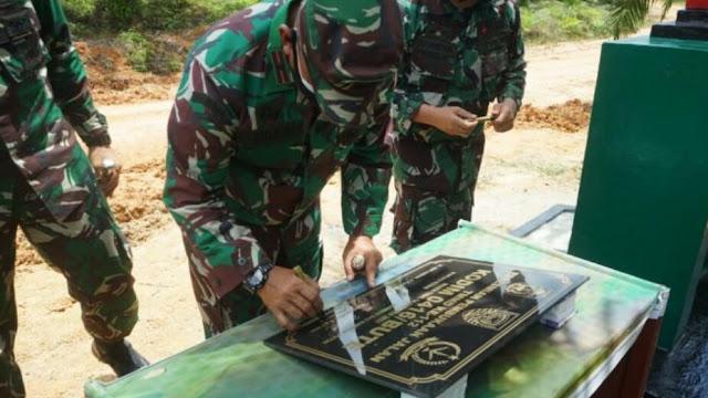Apresiasi Warga Dibalik TMMD ke-112 di Kecamatan Tebo Ilir