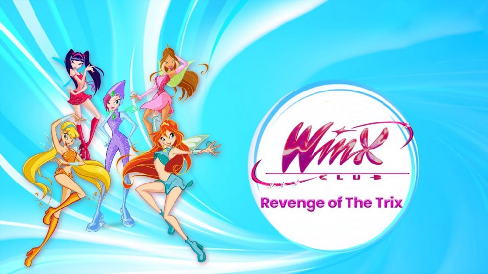Winx Club Special 2 Revenge of the Trix Movie in Hindi Download