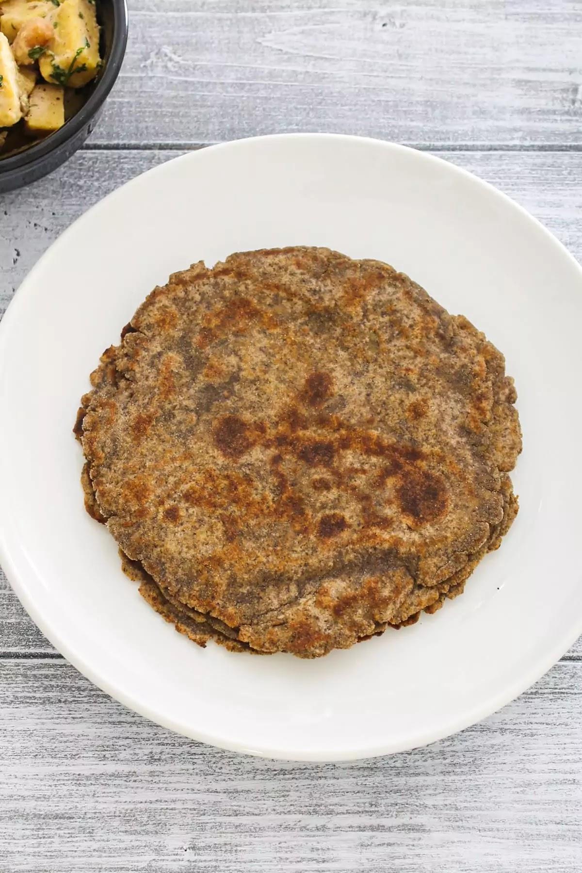 Kuttu Ka Paratha Recipe