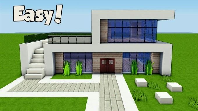 Minecraft House Ideas, Minecraft House, modern Minecraft house, cute Minecraft house, cottage core Minecraft house