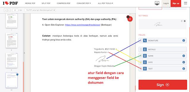 Cara Membuat Tanda Tangan Digital pada File PDF dengan Mudah