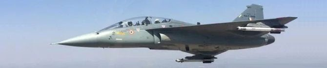 India Offers LCA TEJAS For RAAF Trainer Requirement: Gulf News
