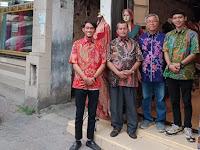 Toko Batik KA Dalimunthe Kota Medan