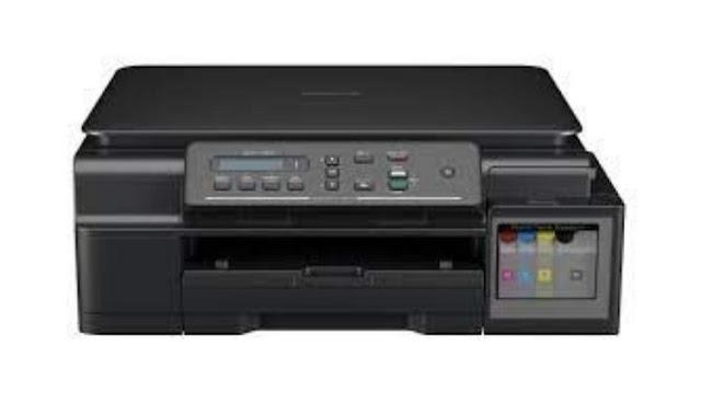 Cara Reset Printer Brother DCP T-300