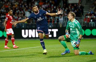 الدوري الفرنسي.. باريس سان جيرمان يواصل انطلاقته القوية بعد فوزة الثالث على التوالي