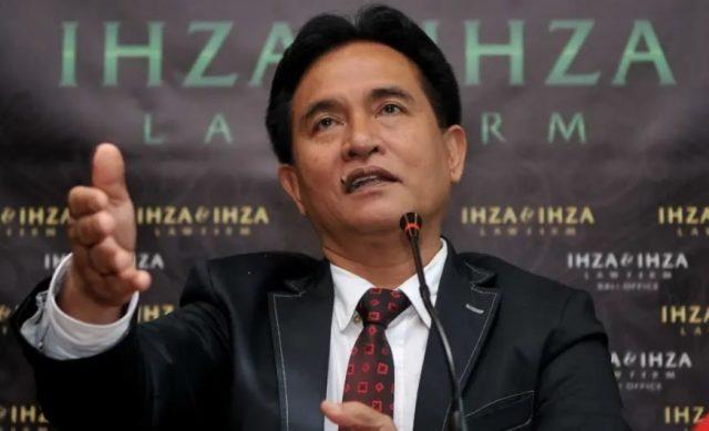 Yusril Bilang 'Kalau Saya Gak Teken, SBY Gak Jadi Presiden'