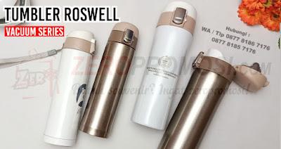 Barang Promosi Roswell Vacuum Flask, Termos Vacuum Flask, Roswell Termos Tumbler, Roswell mizzu tumbler, botol unik Vacuum Flask Stainless, Lock and Lock Capsule +MIZZU ROSWELL, Vacuum Flask Stainles Premium untuk Souvenir Promosi dan Barang Promosi Perusahaan