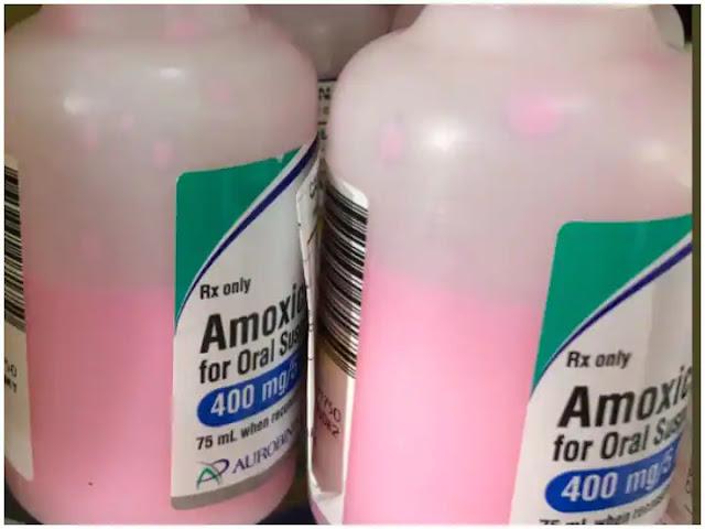 सीने में संक्रमण का इलाज करने के लिए Amoxicillin नहीं साबित हुई मददगार