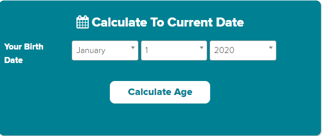 The Best Online Exact Age Calculator for Calculating Your Exact Age with Year, Month and Day
