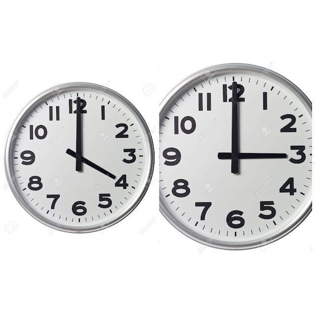 Γυρίζουμε τα ρολόγια μας πίσω 2021