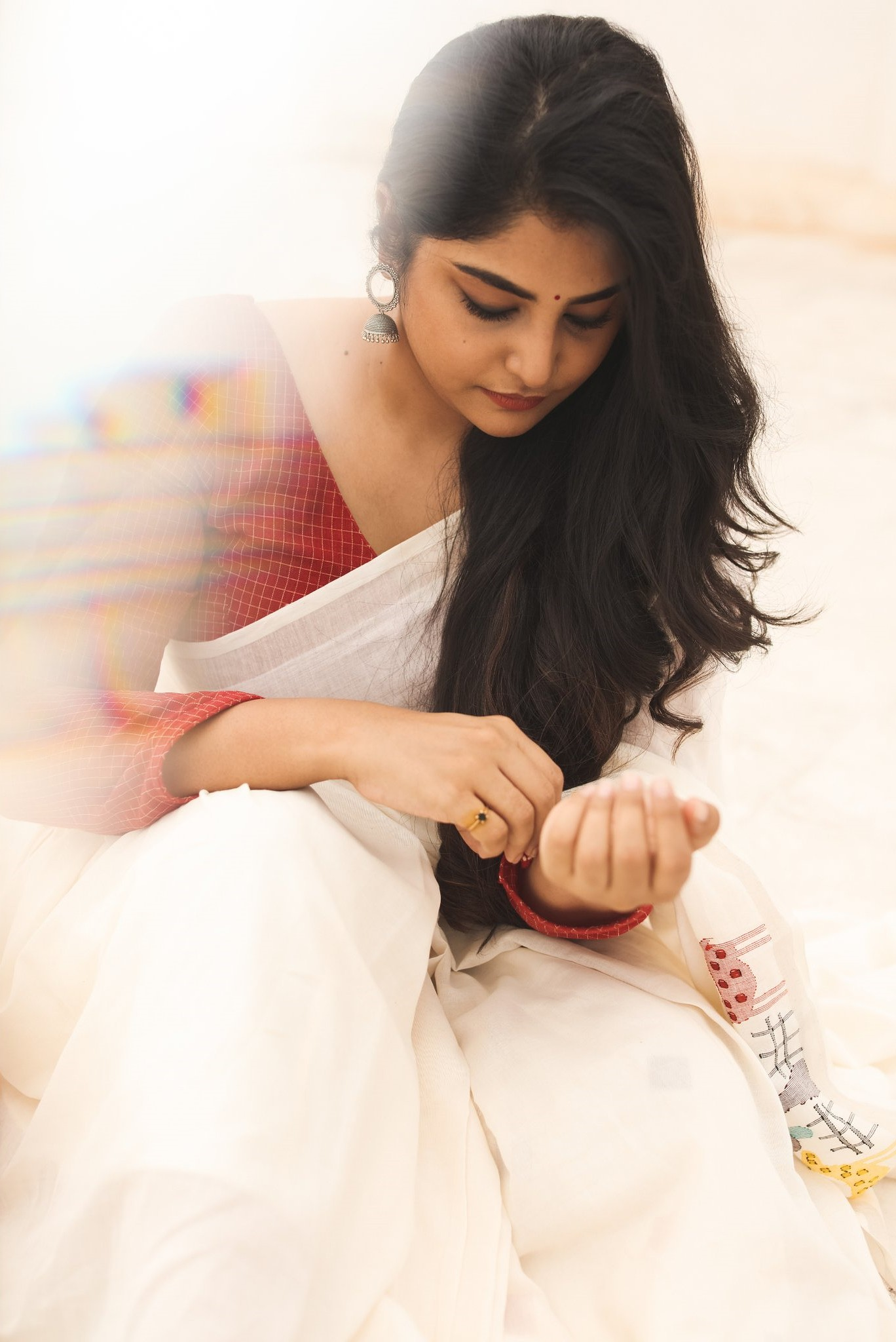 Manjima Mohan Latest Pics