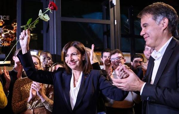 [VIDEO] Présidentielle 2022 : En difficulté dans les sondages, Anne Hidalgo investie par le PS