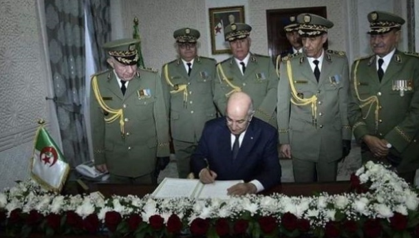 هلوسات النظام الجزائري اتجاه المغرب لا تنتهي وهدا اتهام جديد و خطير ضد المغرب باخراج سيء