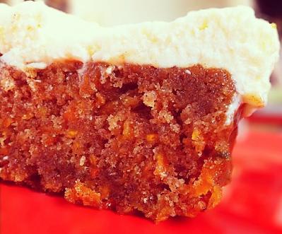 Easy Carrot Cake Ever