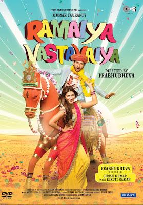 Ramaiya Vastavaiya (2013) Hindi 720p HDRip x265 HEVC 750Mb