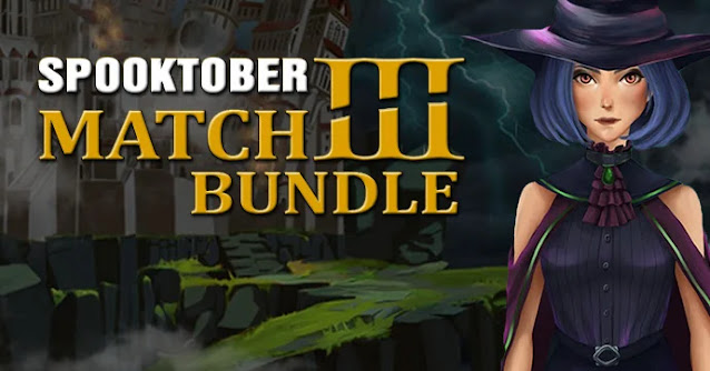 IndieGala Spooktober Match III Bundle - 首日2.49美金9款遊戲
