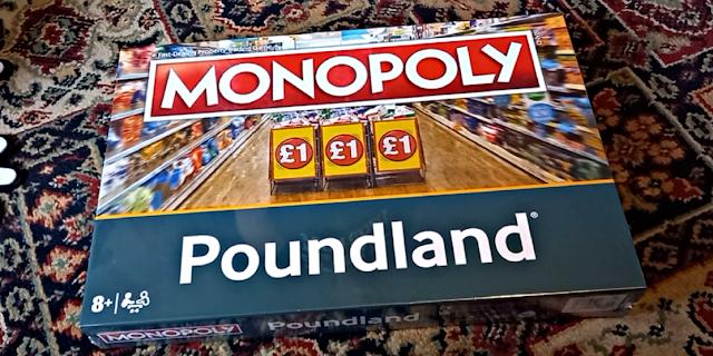 Poundland Monopoly