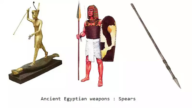 Ancient Egyptian Spears