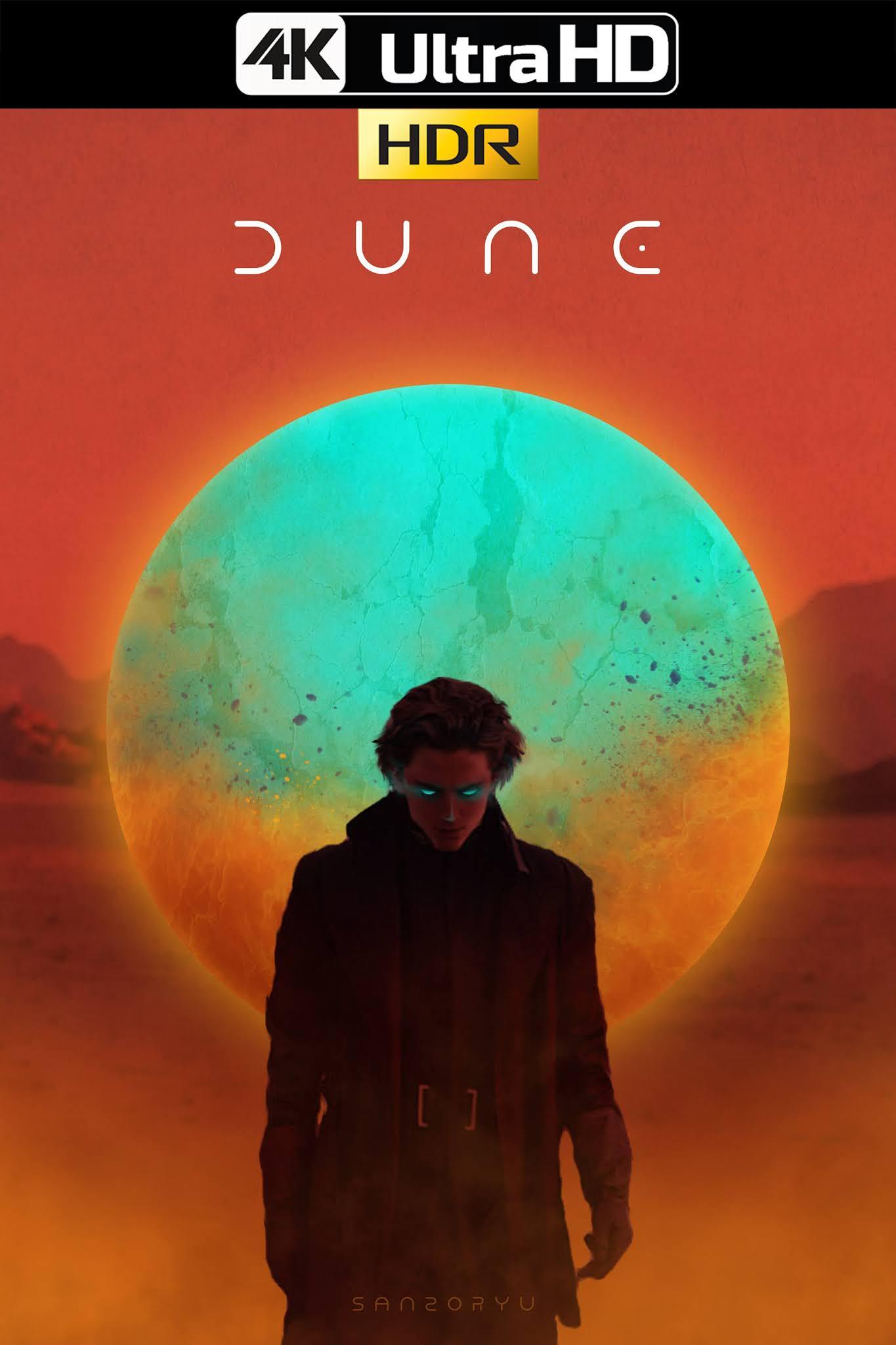 Dune (2021) HMAX 4K-HDR WEB-DL 2160p Latino